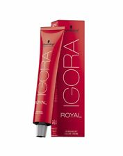 SCHWARZKOPF IGORA ROYAL COLOR + HIGHLIFTS - 60ML PERMANENT HAIR COLOUR CREAM