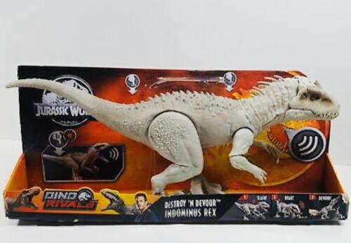 Jurassic World Dinosaure Rivaux détruire N dévorer Figure indominus Rex