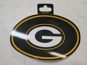 2x RICO Denver Broncos Metallic Color Oval Sticker Decal 4 x 6