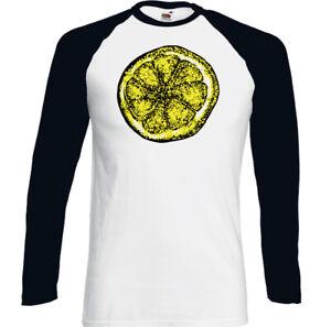Stone-Roses-T-Shirt-Mens-Lemon-Adored-Unisex-Top-The