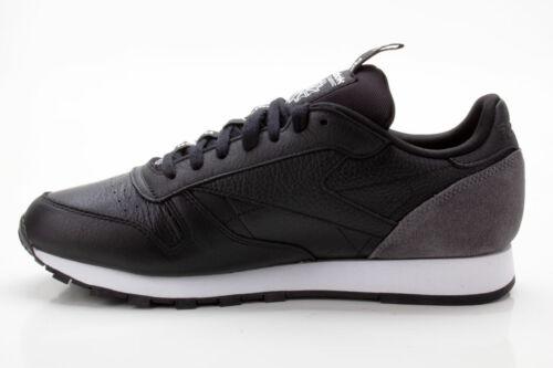 Reebok CL Leather IT BS6210 schwarz-grau-weiß
