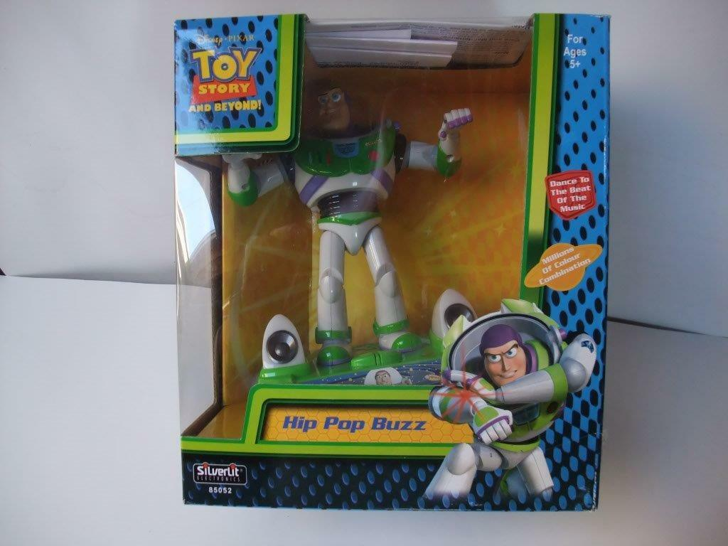 Buzz lumièrening hip pop  toy story  sortie de marque