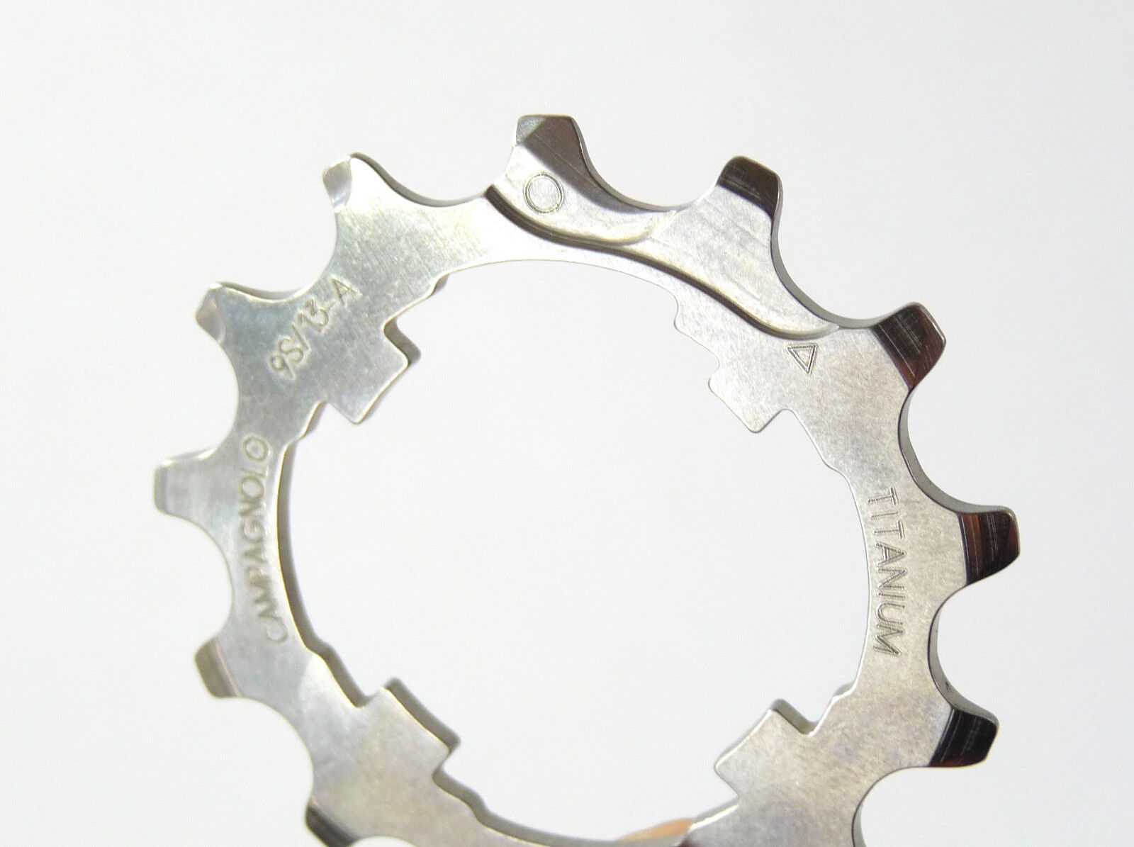 Campagnolo Record TITANIUM 9 speed Cassette Cog 13t EXA-Drive Vintage Bike NOS
