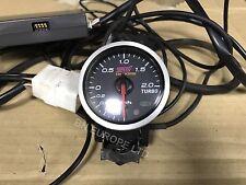 SUBARU IMPREZA STI GENOME CONTROLLER DEFI BOOST GAUGE WRX STI 22B JDM WRC TURBO
