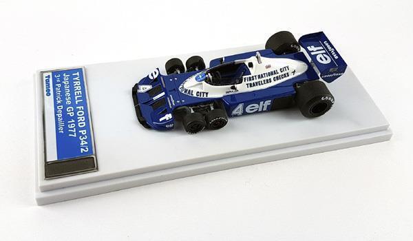 Tyrrell 1977 Depailler 1 43 Tameo