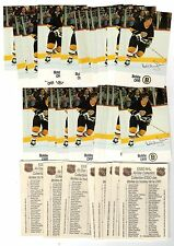 1X BOBBY ORR 1988 89 ESSO All Stars NM-NMMT Boston Bruins Lots Available