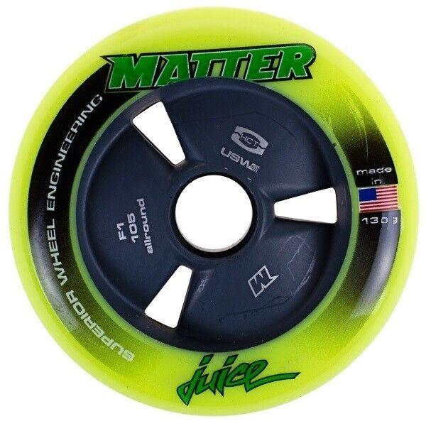 Matter Juice F1 86A 105 mm Rollen -  Neu