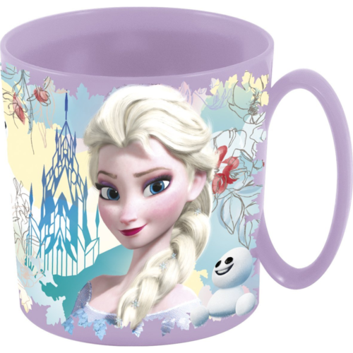 Frozen. Tazza adatta a Microonde 350 ml. Disney