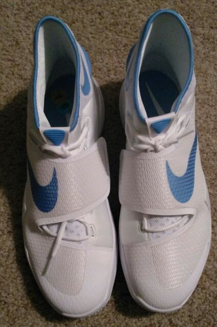 aa9e4bc736079 ... france new mens nike zoom hyperrev 2016 size 16.5 white light blue basketball  shoes 29f86 3b322