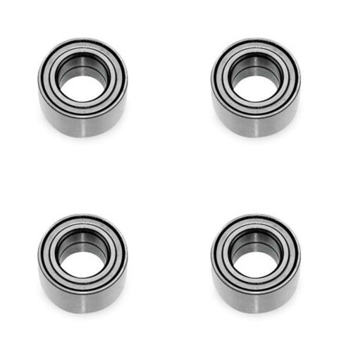 QUADBOSS Front and Rear Wheel Bearing Kits for Arctic Cat 650 4x4 H1 2005-2011