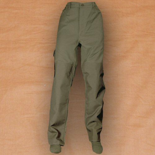LK 503 Olive Outdoor Bushcraft and Field Cargo Trousers