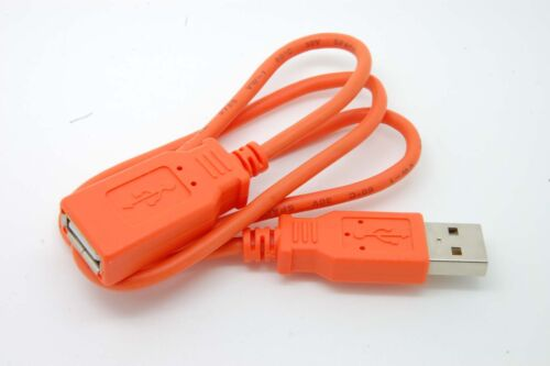 USB PC Data Extension Cable Cord Lead For Sony Camcorder HDR-CX560//v HDR-CX700//v