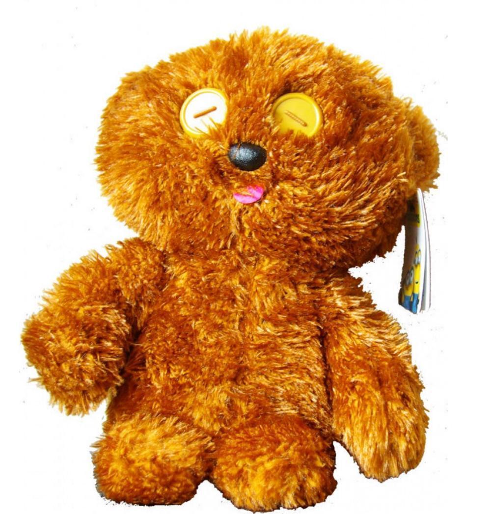 MINIONS MOVIE Film 2015 Soft toy Teddy Bear by BOB HUGE XL 55cm