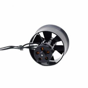 QX 70mm führte 12 Klingen EDF-Ventilator 4S Motor 2600KV QF2827 bürstenloser Mot
