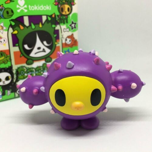 Tokidoki Cactus Pets Mini Vinyl Figure *You Choose Character* 1 Opened Blind Box