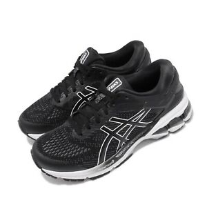 e8345991c6 Details about Asics Gel-Kayano 26 D Wide Black White Women Running Shoes  Sneakers 1012A459-001