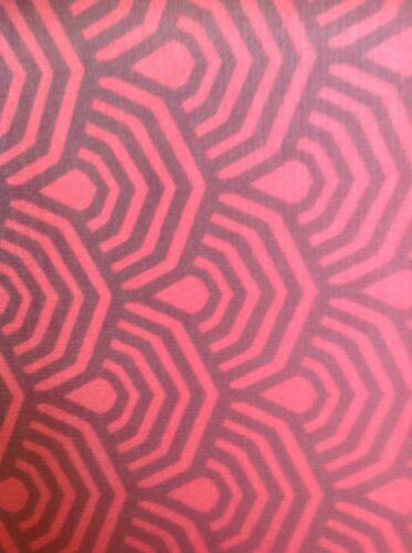 Edodo by Skopos tela en rojo 4 metros pieza