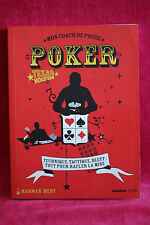 Poker Texas Hold'em : Mon coach de poche - Marwan Mery