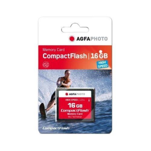 Memoria Compact Flash AgfaPhoto 16GB 300xBargainFotos