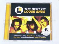 The Best Of Loose Ends, New CD Unsealed