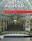 AutoCAD and Its Applications Basics 2016 by David P Madsen, David A Madsen, Terence M Shumaker (Paperback / softback, 2015)