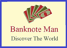 The BankNote Man