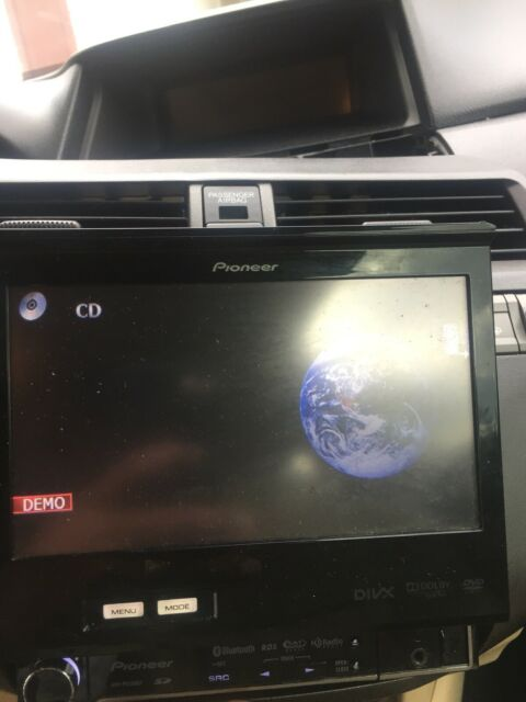 Pioneer AVH-P6300BT Car DVD Player