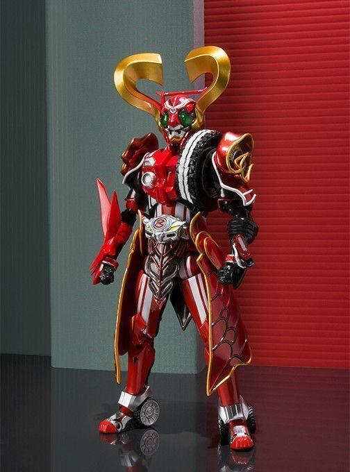 S.H.Figuarts Mascherato Kamen Rider Guida Cuore Action Figure Bandai New F S