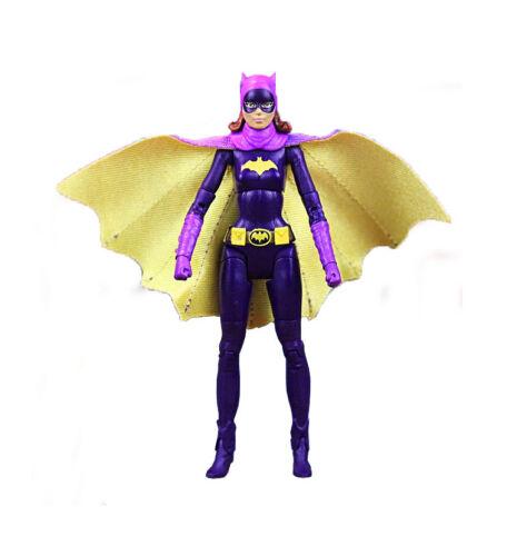 """DC Universe Batman Classics 1966 Tv Series Batgirl 6/"""" Loose Action Figure"""