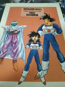 Tomo-Manga-Dragon-Ball-Doujinshi-FanMade-Japones-SHOJO-SHONEN