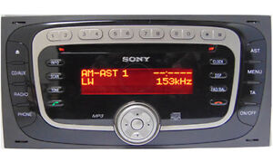 FORD-SONY-6000-DAB-RADIO-UNLOCK-CODE-FASTEST-ONLINE-SERVICE-ONLY-99p