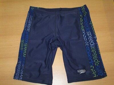 Speedo Splash Dive Badehose Badeshort blau Short Jungen Schwimmen 8-056566993