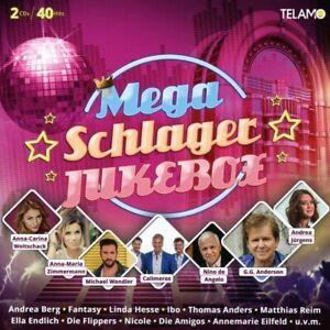 MEGA-SCHLAGER-JUKEBOX-2-CD-NEW