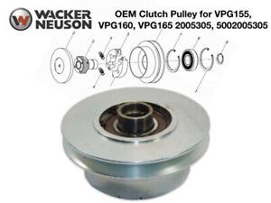 Wacker-OEM-Clutch-Pulley-For-VPG155-VPG160-VPG165-Compactor-2005305-5002005305