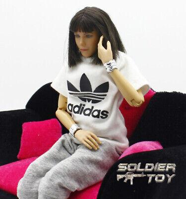 """1//6 Black Women/'s bracelet Model For 12/"""" female Action Figure Doll"""