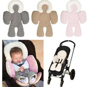 Sitzverkleinerer Matratze Auglage für Babyschale Neugeboreneneinsatz Kopfstütz