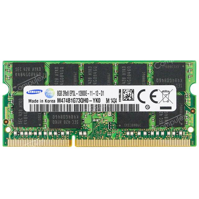 8gb 2rx8 ep3l-12800e ddr3l-1600 204 PIN ECC UN-Buffered Memory für a1sri-2758f