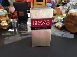 Rare Perfume Authentics Classic Shiseido BRAVAS Eau de Cologne 120ml 4.0fl.oz