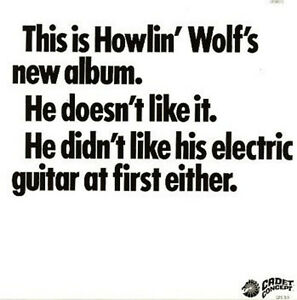 HOWLIN-039-WOLF-THIS-IS-HOWLIN-039-WOLF-039-S-NEW-ALBUM-CADET-RECORDS-LP-VINYL-NEUF