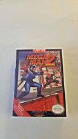 Mega Man 2 Nintendo Nes Case With Artwork (no Game)