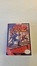 Mega Man 2 Nintendo NES New Case with Artwork  (NO GAME)