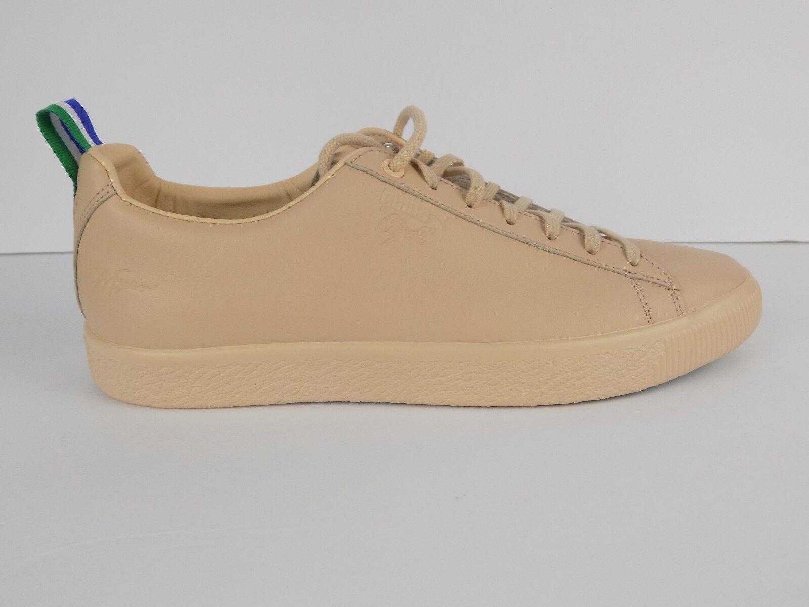 Puma CLYDE Big Sean Natural Vachetta 366253 01 Men's Shoes Size 11 US