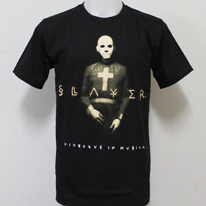 slayer diabolus in musica t shirt size s m l xl 2xl 3xl ebay. Black Bedroom Furniture Sets. Home Design Ideas