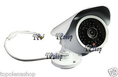 TELECAMERA VIDEOSORVEGLIANZA AHD 36 LED 3.6mm 1.3 mp CCD SONY LED NERI 7088