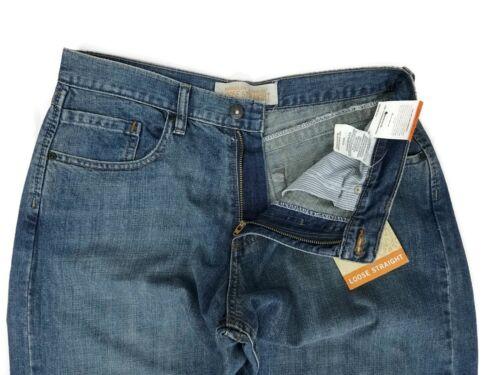 Denim Homme Loose Coton Jeans Straight Moyen Crescent 30x30 Wrangler Bleu Moon qPwC7vO