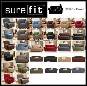 SureFit-Stretch-Couch-Sofa-Lounge-Cover-Recliner-1-2-3-Seater-and-Dining-Chair