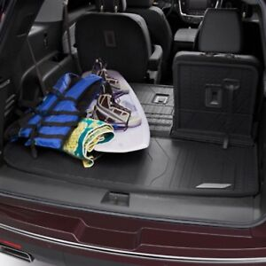 Swell Details About 2018 2019 Traverse Black Full Coverage Cargo Liner Cargo Back Of Seat 84409049 Pdpeps Interior Chair Design Pdpepsorg