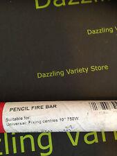 "Selco Infra Red Silica Element 750W Pencil Firebar Heater  PD28A 10"""