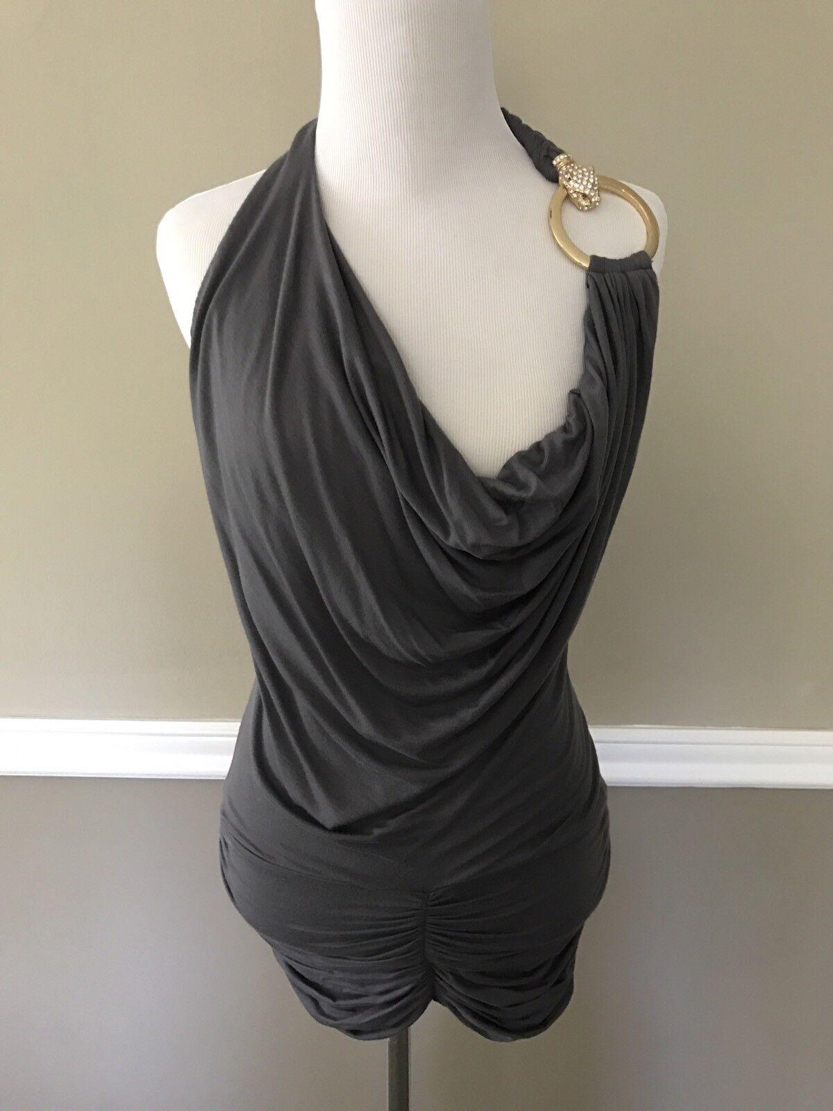 Brand New w Tags Women's SKY Izzo Dress With Stones & Jewels Size S