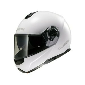 Casque-de-moto-LS2-FF325-STROBE-uni-taille-XL-61-Blanc-Casque-modulable